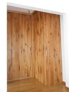 ROLDOR- dvere vyrobené zo starých dobových hrád 1