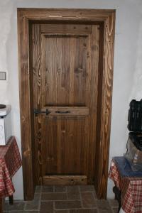 Interiérové dvere prírodné