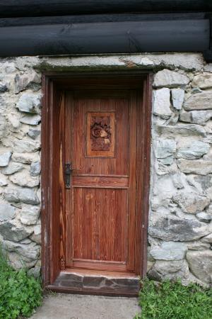 Štýlove dvere vchodové